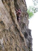 Rock Climbing Photo: Red Wing