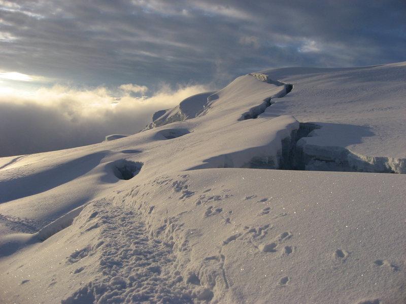 Rock Climbing Photo: Cordillera Real
