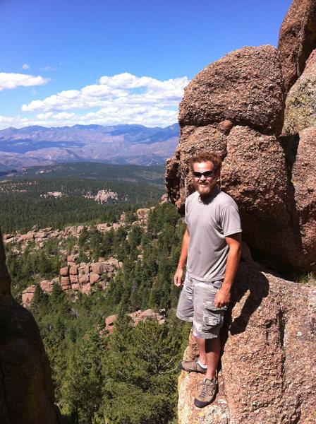 Rock Climbing Photo: hmm