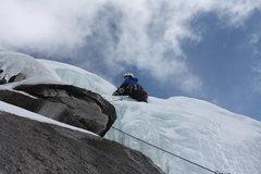 Rock Climbing Photo: Lee Vining