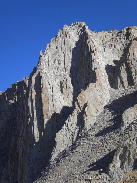 Rock Climbing Photo: Mt Russel