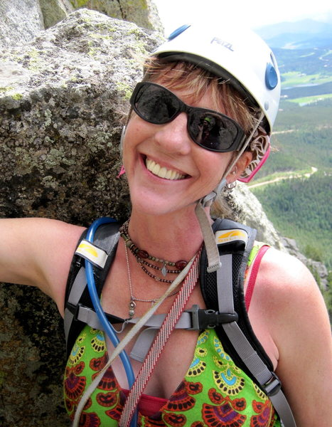 Rock Climbing Photo: Mt.Thorodin