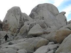Rock Climbing Photo: B.P.