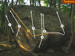 Rock Climbing Photo: Tuolmne routes