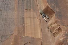 Rock Climbing Photo: eric on wavy gravy