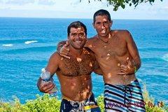 Rock Climbing Photo: Marcio and Danilo Photo: Jimmy Hepp