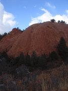 Rock Climbing Photo: Coyote Wall.