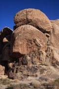 Rock Climbing Photo: Lascivious Conduct