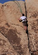 Rock Climbing Photo: Who's First