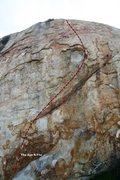 Rock Climbing Photo: The Eye Topo