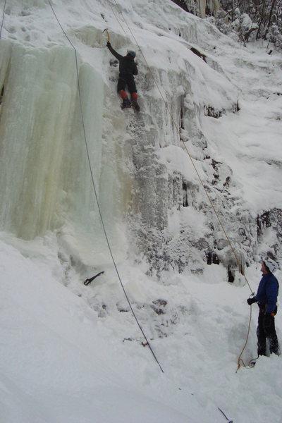 Rock Climbing Photo: Jefferson's Slide