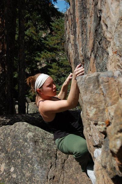Rock Climbing Photo: Climbing in Aspen