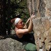 Climbing in Aspen