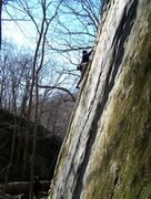 Rock Climbing Photo: Josh Wilcut o Master Marley