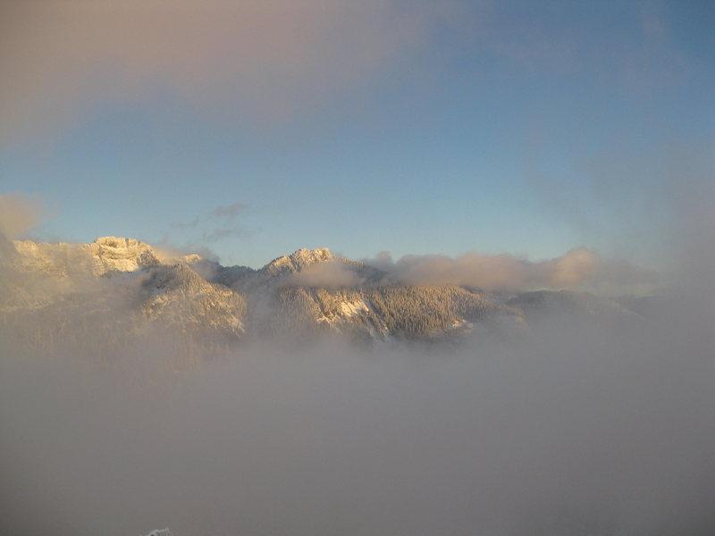 Fog mountain 2