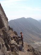 Rock Climbing Photo: In Las Viñas, Lima, Perú