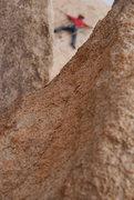 Rock Climbing Photo: Jessy Kronenberg on Planet Y