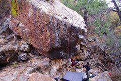 Rock Climbing Photo: squid jerky