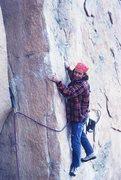 Rock Climbing Photo: Heraclitus Peter Prandoni @ crux Photo by Karen Wr...
