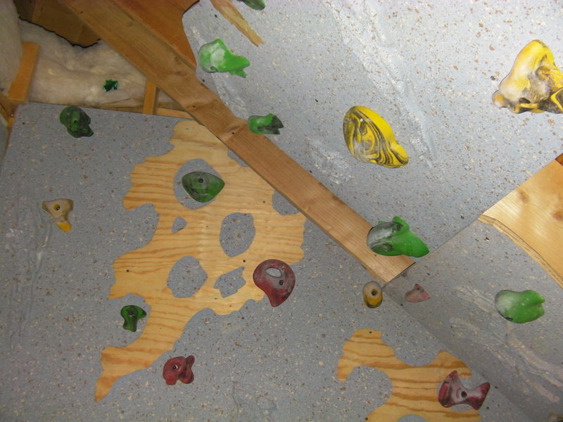Rock Climbing Photo: holds