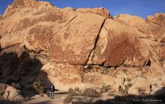 Rock Climbing Photo: Alpentine Wall