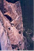 Rock Climbing Photo: Northeast Buttress