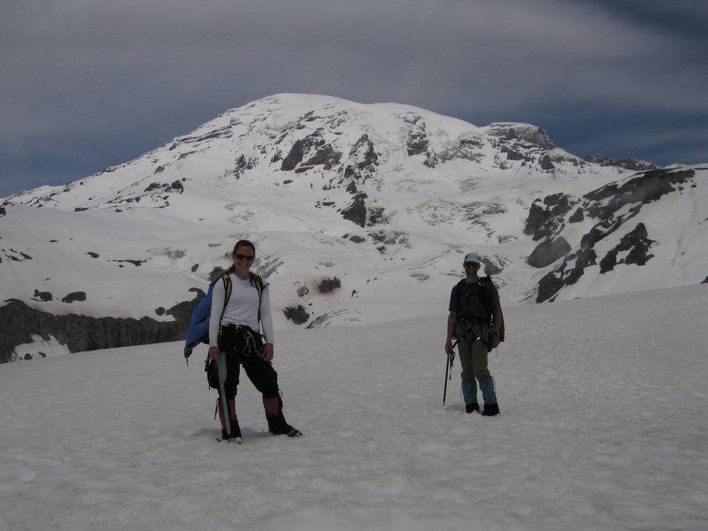 Kautz glacier preparation