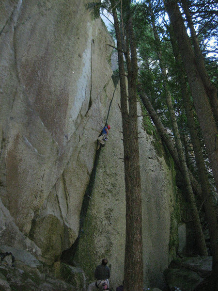 Rock Climbing Photo: Hypertension