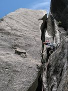 Rock Climbing Photo: Reed's