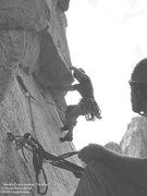 Rock Climbing Photo: Freeblast: Thanks Doug Hemken for the photo