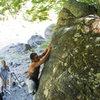 Mimi boulder V3