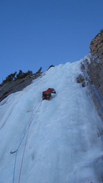 Third pitch Ames Ice Hose