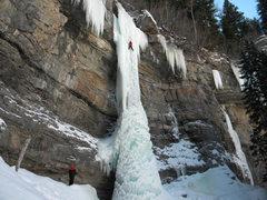 Rock Climbing Photo: The Dez
