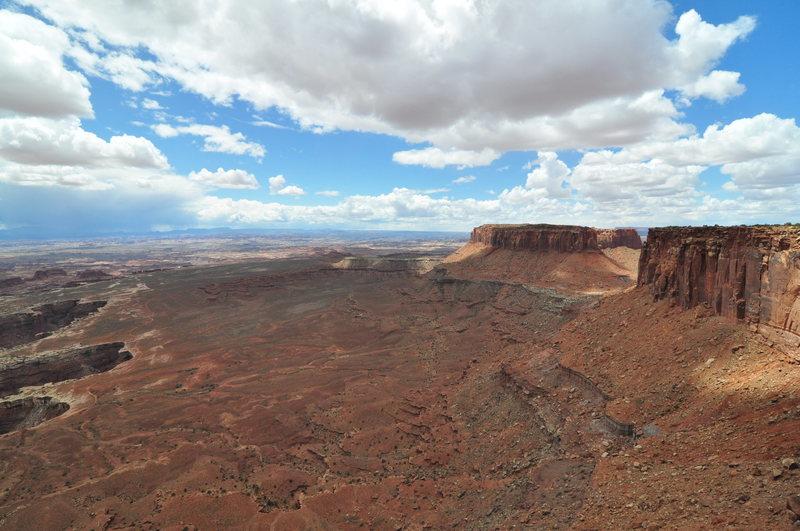 Rock Climbing Photo: Canyonlands NP, SE Utah
