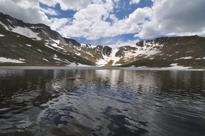 Summit Lake, Mt Evans, CO