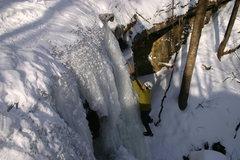 Rock Climbing Photo: Pat Bodien.
