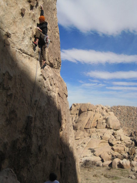 Rock Climbing Photo: one of the great sport routes at VOM