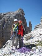 Rock Climbing Photo: Summit Piz da lec