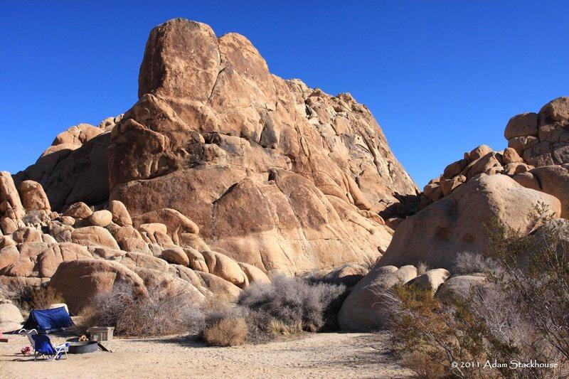 Rock Climbing Photo: Willit Pillar