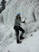 Rock Climbing Photo: Kerry Ice Climber/All Round Beauty
