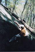 Rock Climbing Photo: Chris Miller 5/5/2002