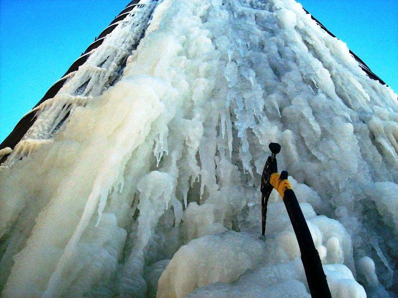 Day 3 ice