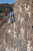 "Rock Climbing Photo: Caughtinside, dressin' sharp on ""White Head&q..."