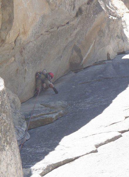 Rock Climbing Photo: wow!