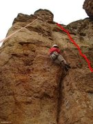 Rock Climbing Photo: Used photo from Pig City Nights to show location w...