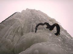 Rock Climbing Photo: tool time soon
