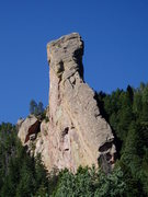 Rock Climbing Photo: The Matron.