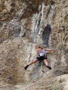 Rock Climbing Photo: Maeva