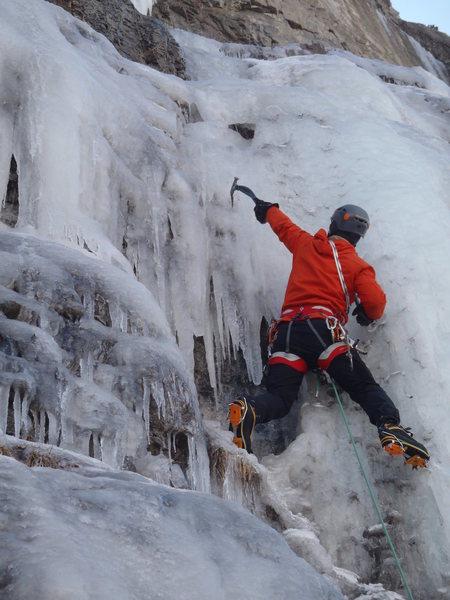 Rock Climbing Photo: more BD mono