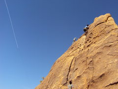 Rock Climbing Photo: JT